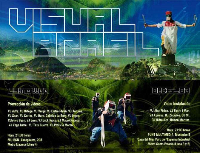 Visual Brasil 3º Edición (2007)
